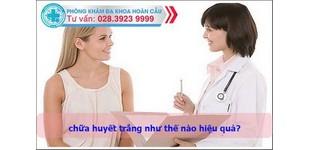 3 bước chữa huyết trắng đạt hiệu quả cao nhất