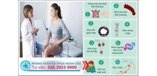 8 dấu hiệu cảnh báo sớm ung thư cổ tử cung