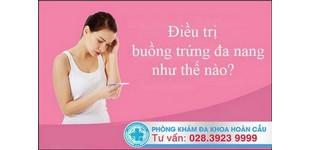 Điều trị đa nang buồng trứng