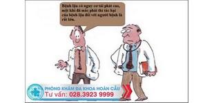 Cảnh báo: Những tác hại của bệnh lậu bạn cần biết