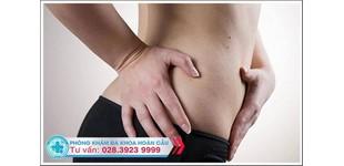 Đau bụng dưới bên phải ở phụ nữ là bị bệnh gì?