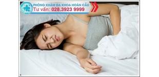 Đau bụng dưới kèm đau lưng, trướng bụng là bệnh gì?