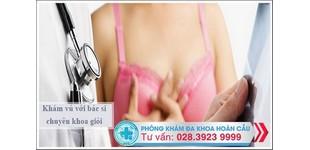 Đau nhức tuyến vú có nguy hiểm không?
