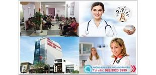 Vì sao khám phụ khoa chị em ở Đồng Nai lại chọn phòng khám phụ khoa Hoàn Cầu ở TPHCM?