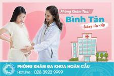 Phòng khám thai Bình Tân đáng tin cậy