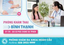 Phòng khám thai Bình Thạnh uy tín, chi phí hợp lý nhất