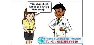 Những Dấu Hiệu Của Bệnh Sùi Mào Gà Ở Nữ Giới