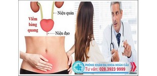 Những vấn đề xoay quanh viêm bàng quang ở nữ giới