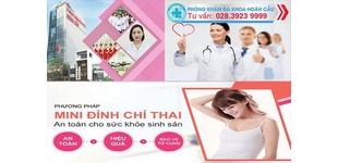 MiNi - Phương pháp phá thai tối ưu tại Hoàn Cầu