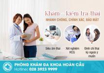 Phòng khám thai quận 5 uy tín, an toàn, giá bình dân
