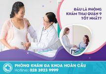 Mách mẹ bầu địa chỉ phòng khám thai quận 9 tốt nhất