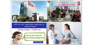 Vì sao khám phụ khoa chị em ở Tiền Giang lại chọn Bệnh viện phụ khoa Hoàn Cầu ở TPHCM?
