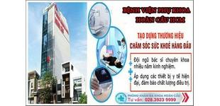 98% chị em ở Vũng Tàu lựa chọn khám phụ khoa tại Bệnh viện phụ khoa Hoàn Cầu ở TPHCM