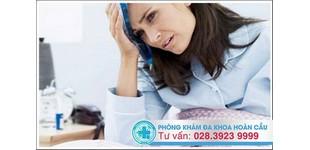 Viêm phần phụ có triệu chứng gì?
