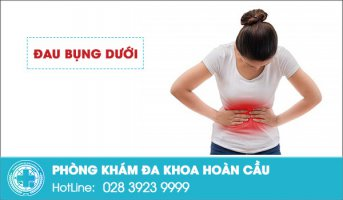 Cẩn thận với hiện tượng đau bụng dưới ở nữ giới