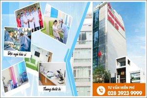Phòng khám phụ khoa quận 8 tốt nhất TPHCM