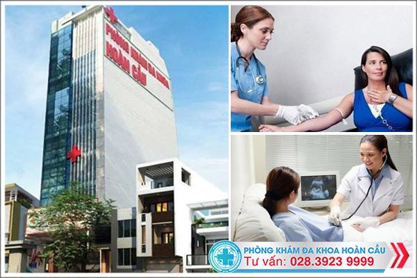 Đa Khoa Hoàn Cầu là địa chỉ đáng tin cậy để khám – xét nghiệm – siêu âm thai
